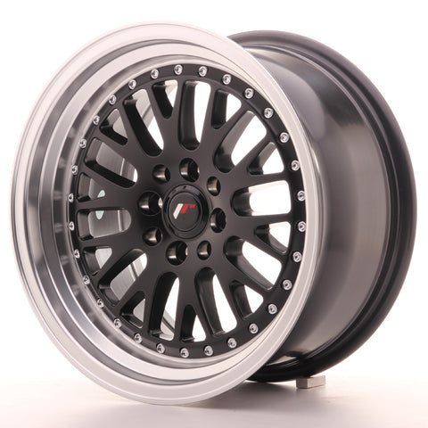 Japan Racing JR10 16x8 ET20 4x100/108 Matt Black