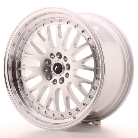 Japan Racing JR10 18x9.5 ET35 5x100/112 Machined S
