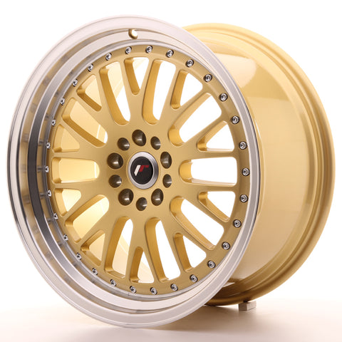 Japan Racing JR10 19x9.5 ET22 5x114/120 Gold