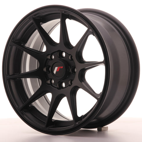 Japan Racing JR11 15x7 ET30 4x100/108 Flat Black