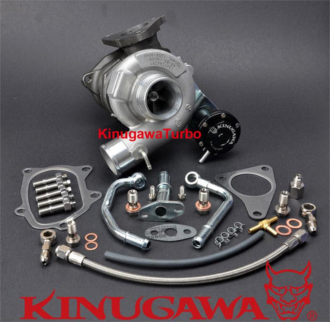 Kinugawa Turbocharger TF035HM-13T 6cm for SUBARU 99~08 Forester XT EJ20 58T