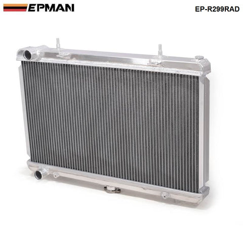 50mm 2 Row  Alloy aluminum Radiator For RB20/25