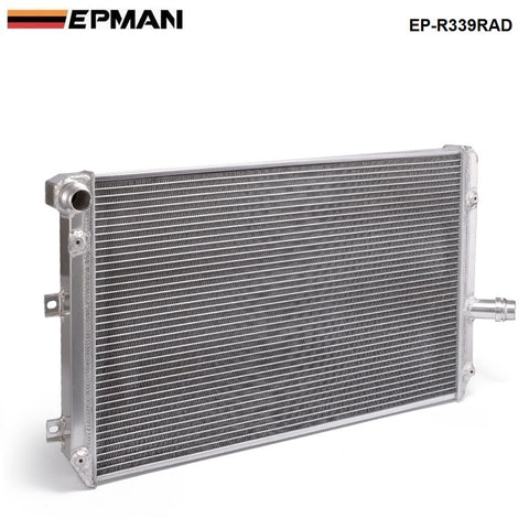 2 Row Full Alloy Radiator VW Golf Gti MK5 MT 06-10 Manual