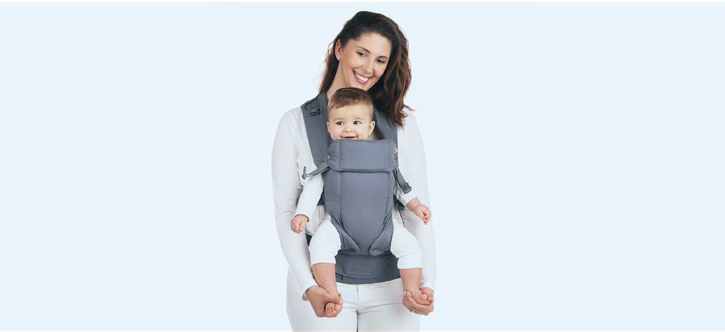 Beco Gemini Front Carry Facing Out Instructional Video