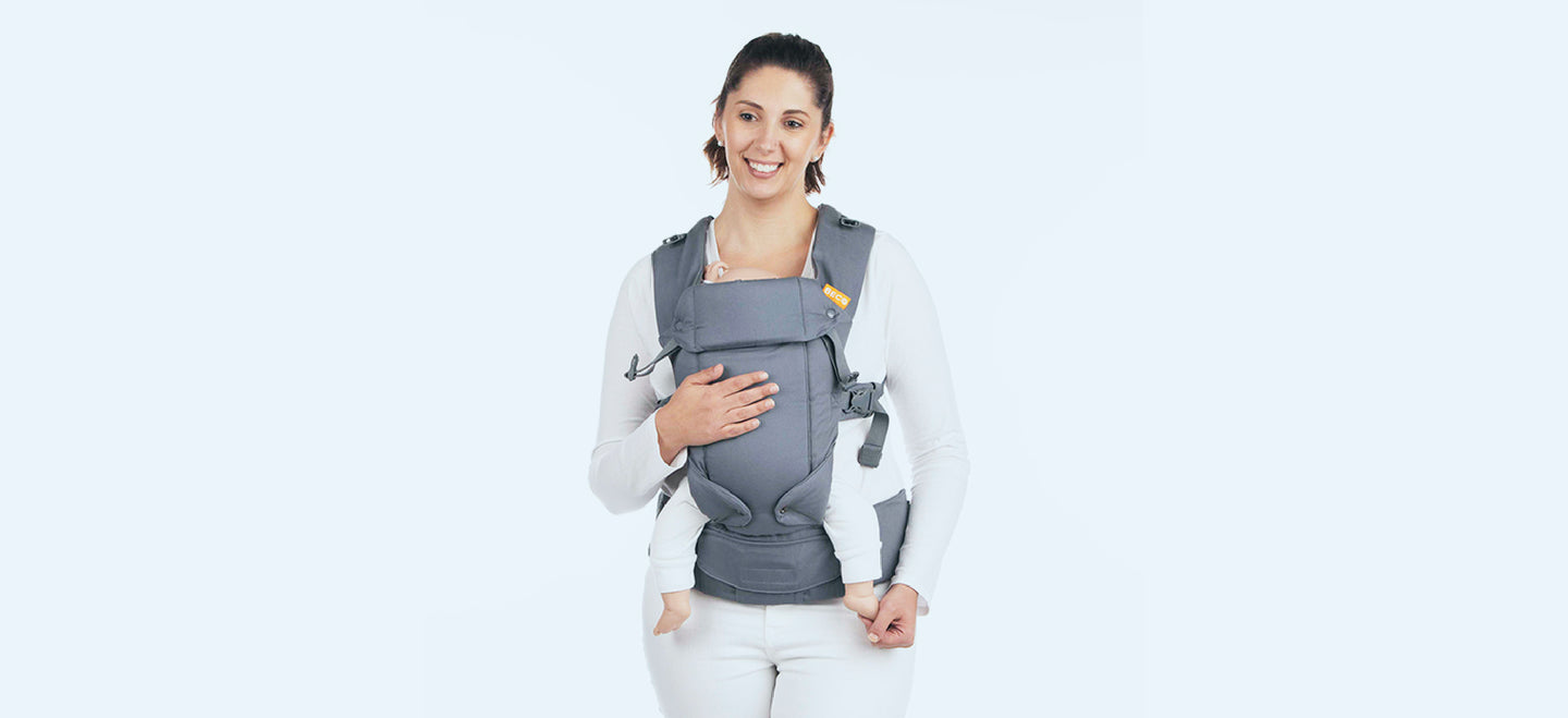 98f0137f6e1 Beco Gemini Front Carry Instructional Video