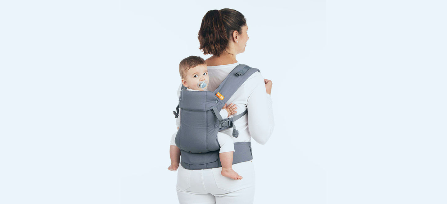 9dc74296 Beco Gemini Back Carry Instructional Video