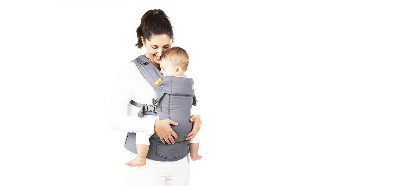 Beco Gemini - 4-in-1 best-selling classic structured carrier in modern form. Tailored to your busy lifestyle without any of the distractions. Fully adjustable with 4 different positions, for newborn carry and beyond.