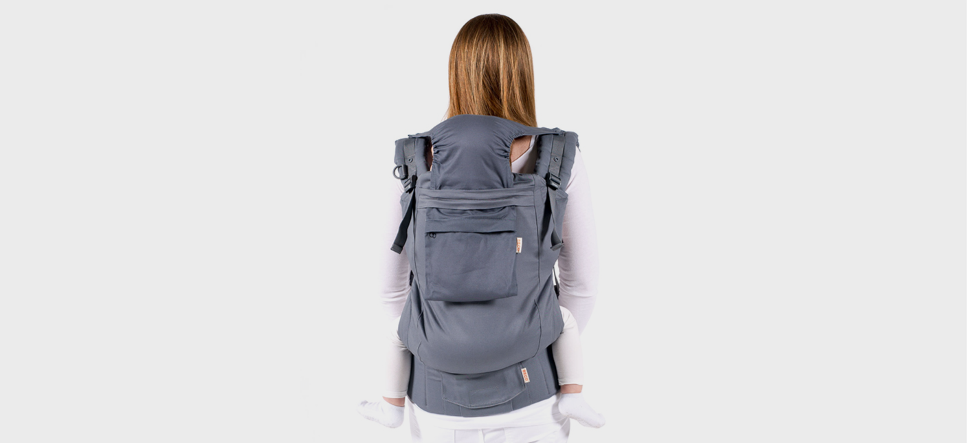 Beco Toddler Back Carry Instructional Video