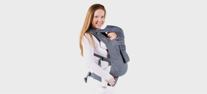 Beco Toddler Front Carry Instructional Video