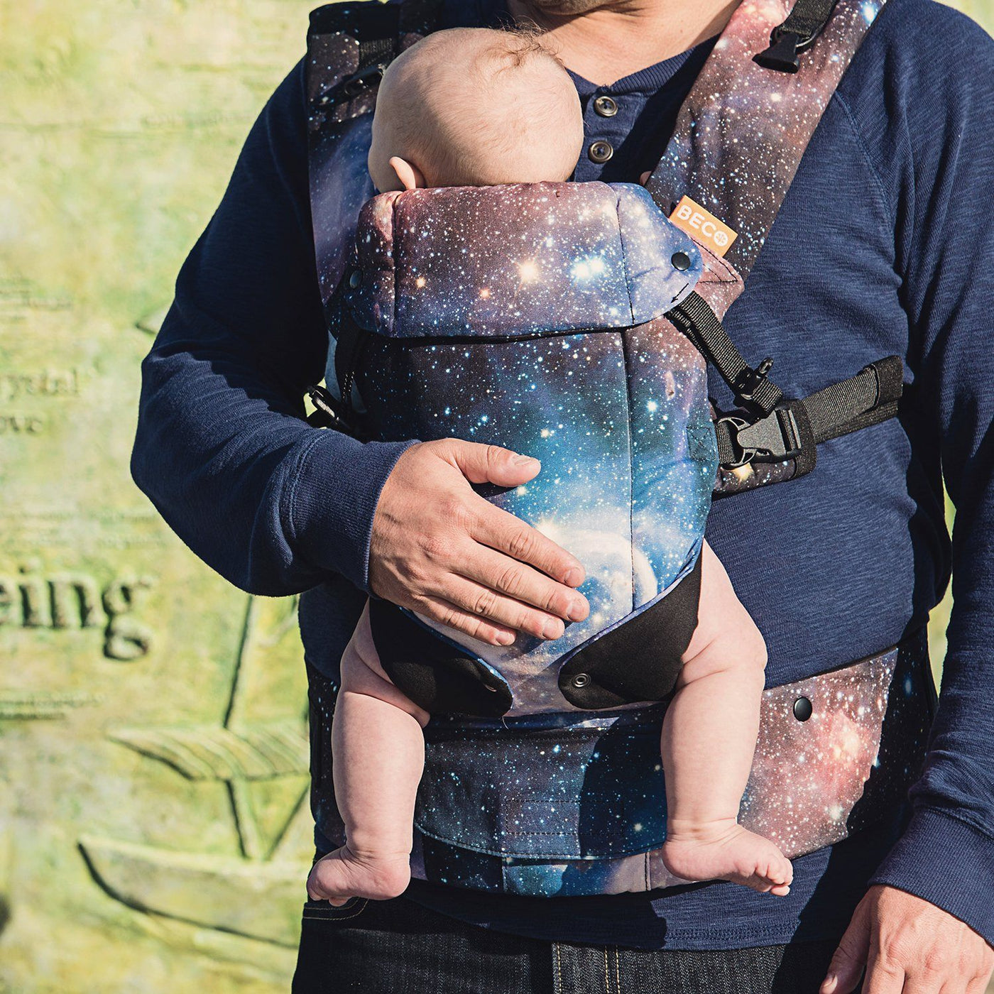 585e2a57786 Beco Gemini Baby Carrier - best baby carrier for dads and petite moms.