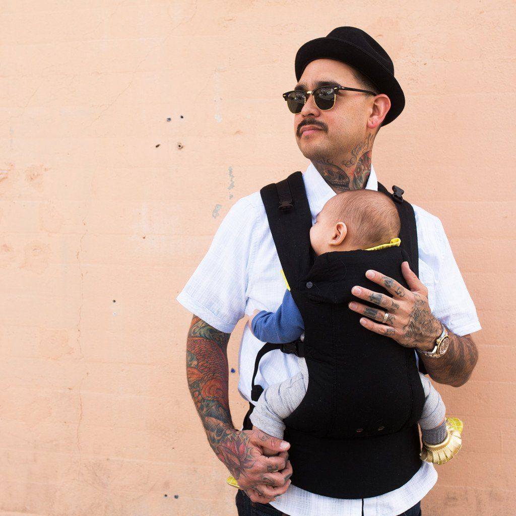 Soft Structured Baby Carrier Black Shop Beco Gemini