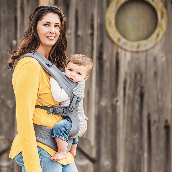 19fbe9d9c0a Beco Gemini Baby Carrier - best baby carrier for dads and petite moms.
