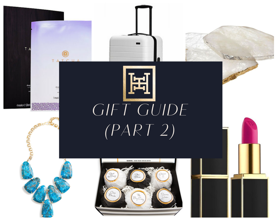Holiday Gift Guide (Part Two)