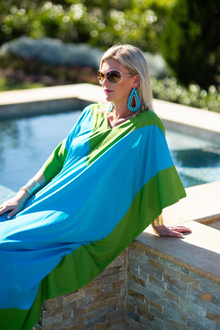 caftan dress, summer dress, kaftan