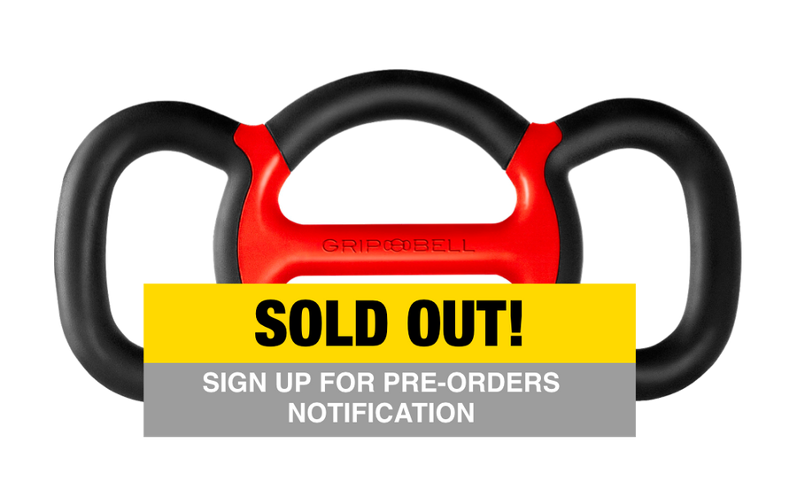 We're SOLD OUT! Sign up below to know when we're accepting PREORDERS.