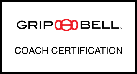 GRIPBELL Coach Certification