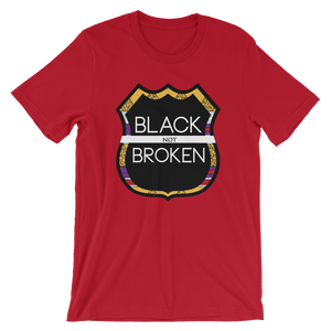 black not broken