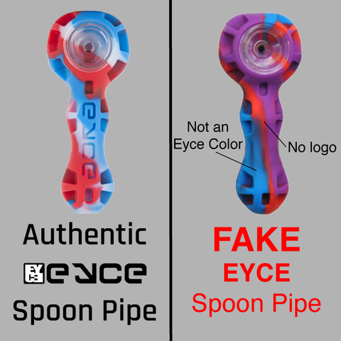 Eyce Molds, counterfeit, knockoff