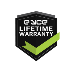 Lifetime Warranty - Break It. Tear It. Burn It. - We'll Replace It.