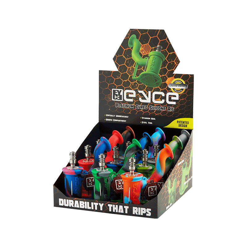 Eyce Rig II - Pack of 9