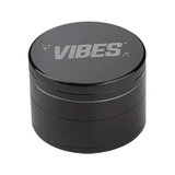 Vibes 4-Piece Grinder Accessories Eyce Molds Black