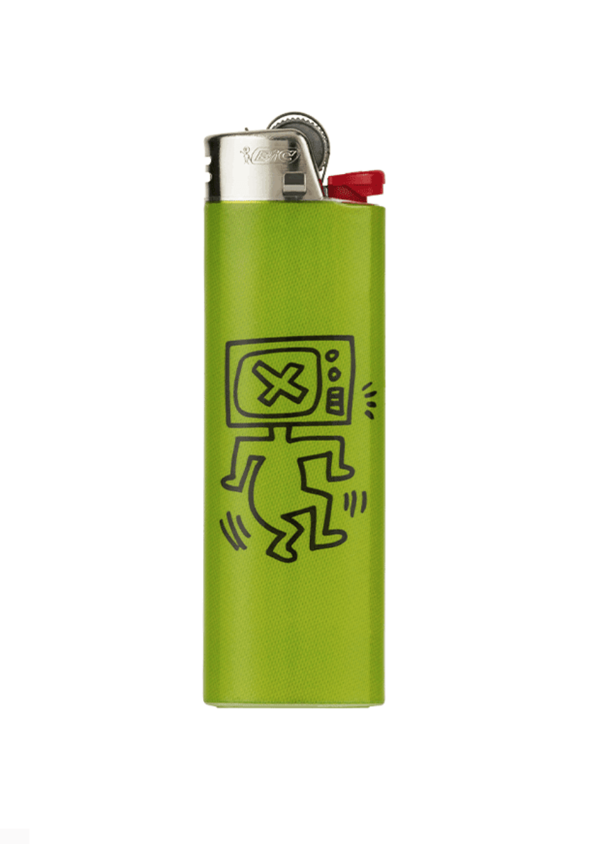 Keith Haring x BiC Lighters - 5 Pack Eyce Molds