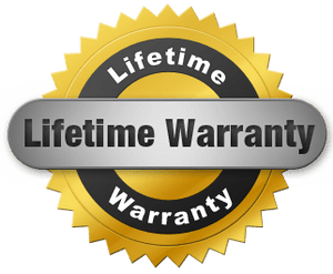 Eyce Lifetime Warranty