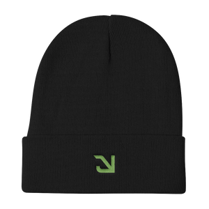 The Standard Beanie Eyce Molds Black