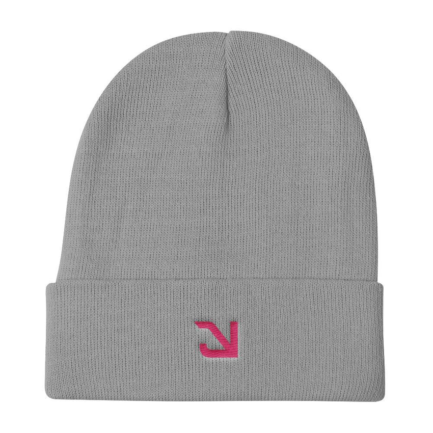 The Standard Beanie Eyce Molds Gray