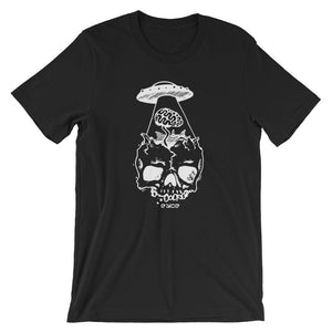 Spacehead Men's T-Shirt Eyce Molds Black XS