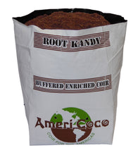 Root Kandy - Buffered Enriched Professional Grade Coir Block in 3 Gallon Grow Bag