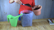 SpongEase The Perfect Potting Soil - 10 Quart Pop up Bag - coco coir potting soil for plants, seed starting and cuttings