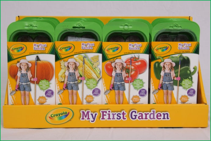 Crayola Flowering Garden Kits