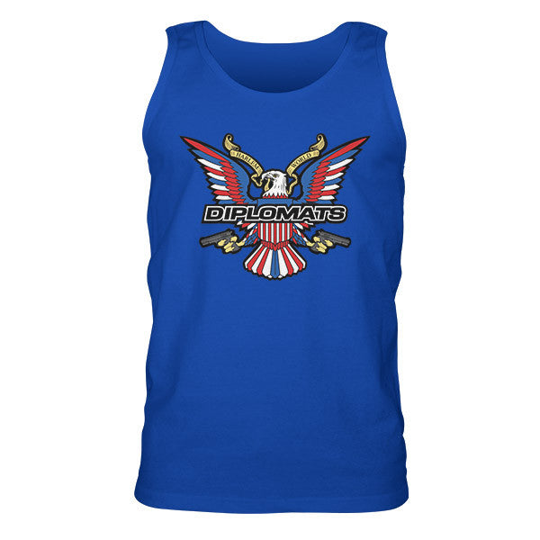 Dipset USA Eagle Logo Tank (ROYAL BLUE)