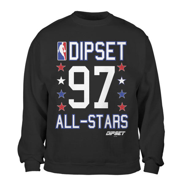 DIPSET ALL STAR CREWNECK