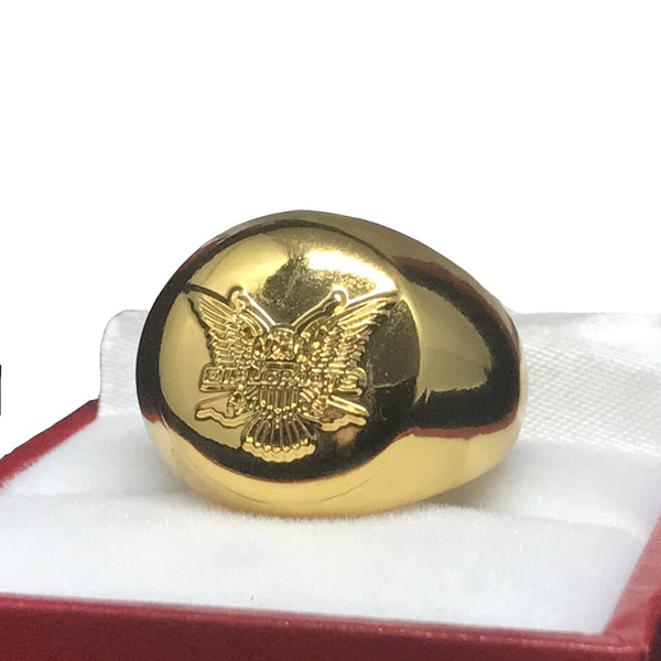Dipset OG Eagle Pinky Ring