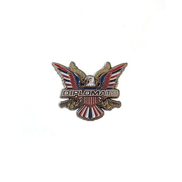 DIPSET EAGLE LOGO PIN