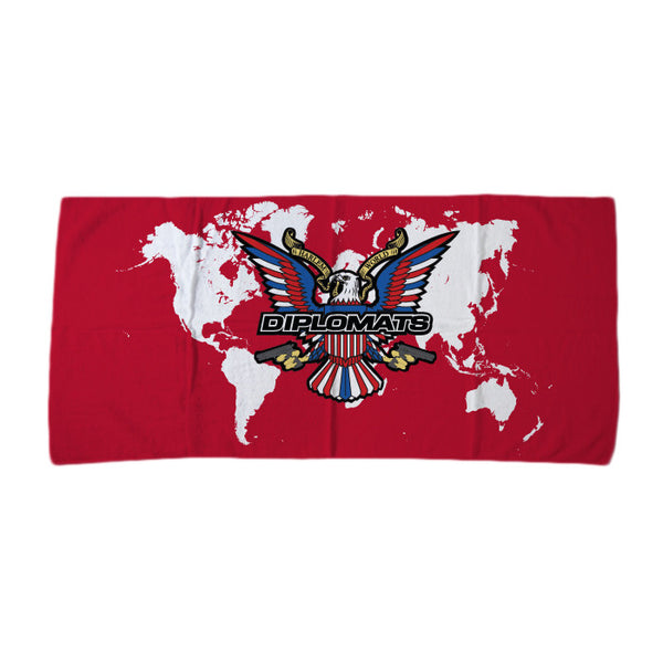 DIPSET WORLDWIDE TOWEL