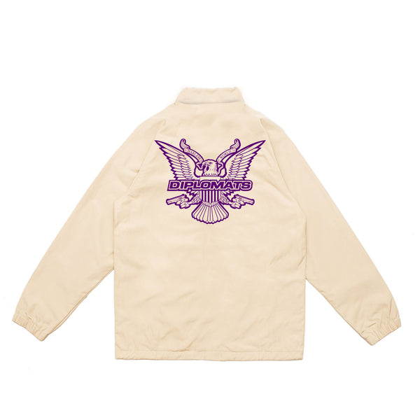 DIPSET COACHES JACKET (KHAKI)