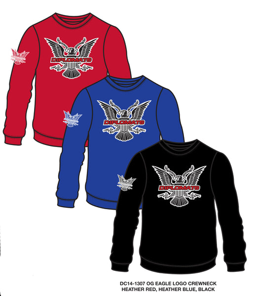 DIPSET MYSTERY CREWNECK FLEECE