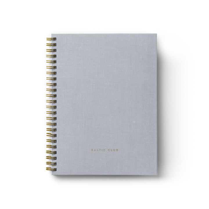 Greetings! Our first hardcover notebooks line
