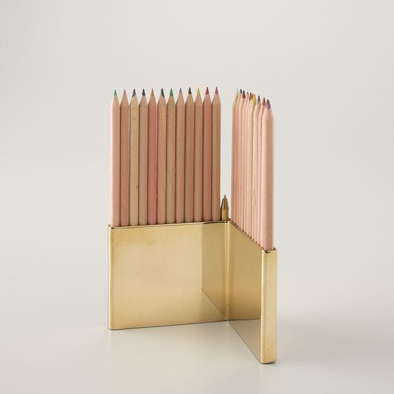 German-made colored pencils by School House Electric