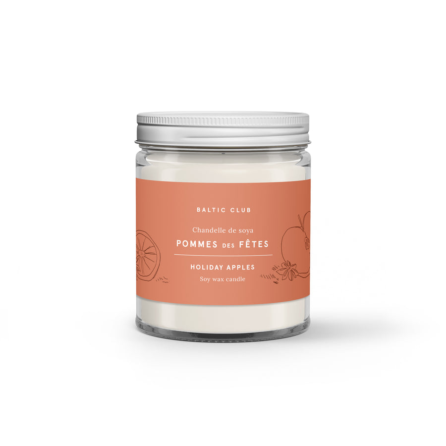 Holiday Apples Candle
