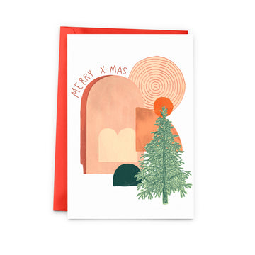 California Christmas (Christmas Card) - The Baltic Club