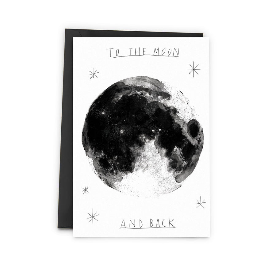 To the Moon and Back Card - The Baltic Club