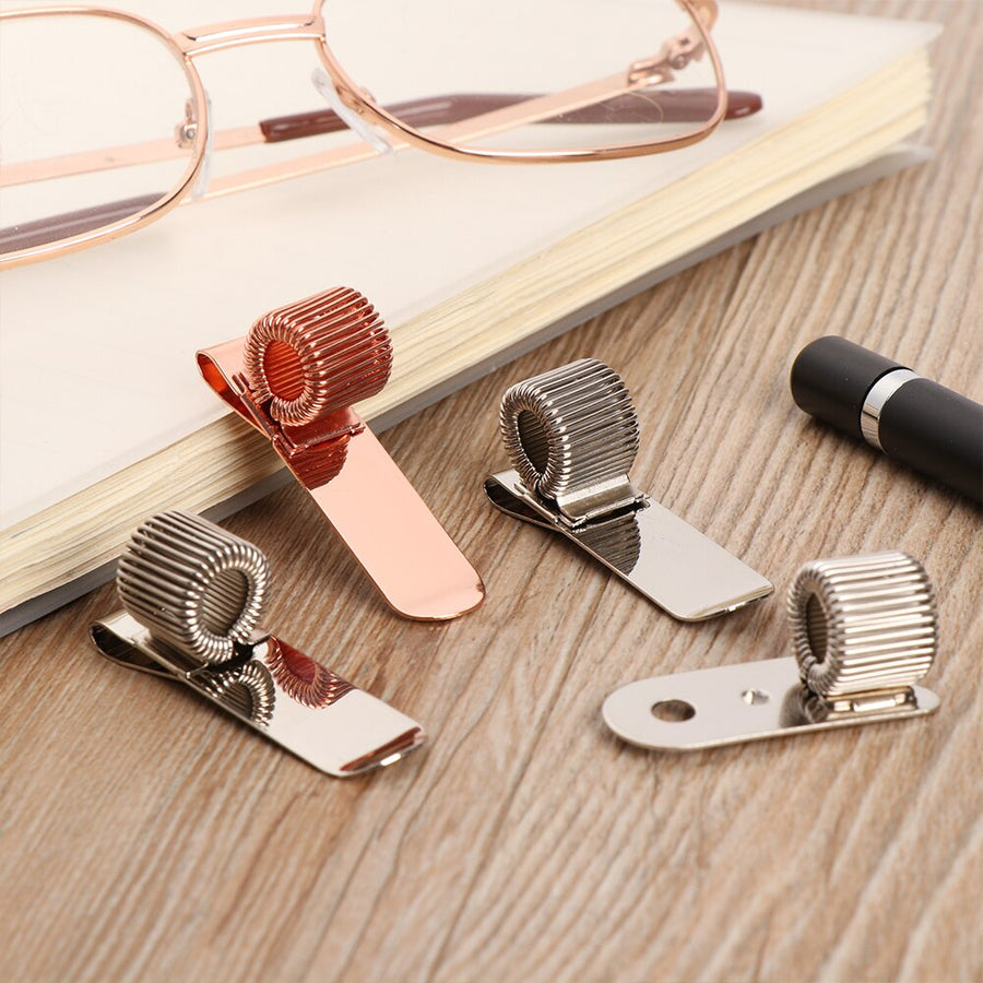 Pen Holder Clip - Rose Gold