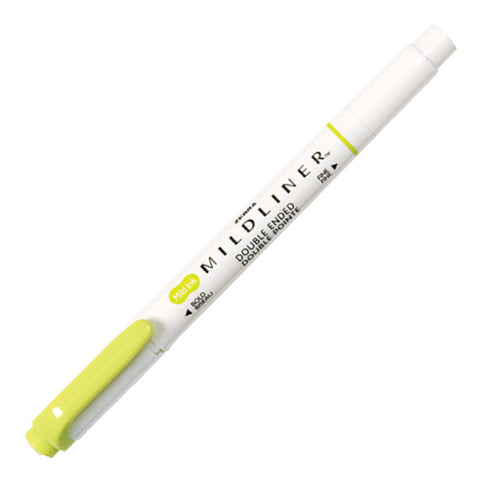 Zebra Mildliner Highlighter - Multiple Colours