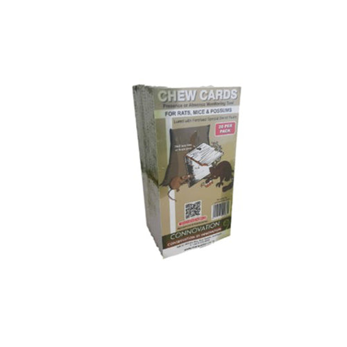 Chew Cards Pack of 20 For Rodents