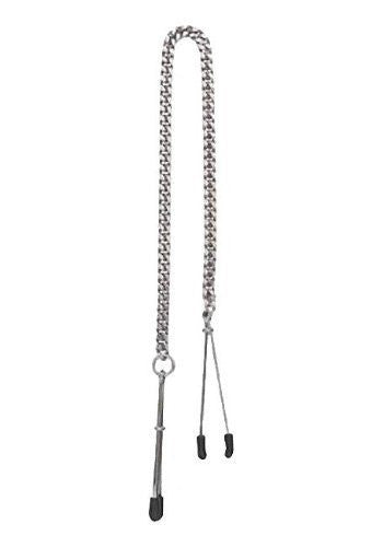 Spartacus - Adjustable Tweezer Clamps, Link Chain