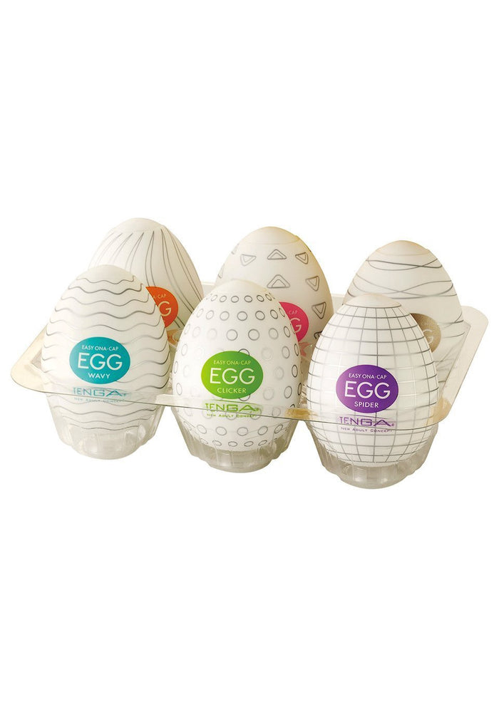 Tenga - Mixed Egg Pack